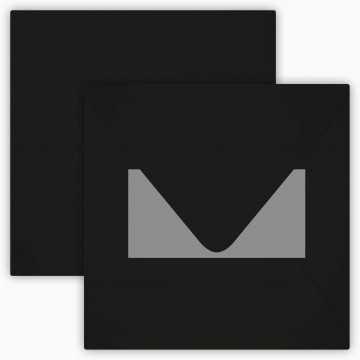 1 Briefumschlag 15,5 x 15,5 cm 155 x 155 mm Hell Grün Verschluss: Kuverts mit Haftstreifen Grammatur: 120 g/m²