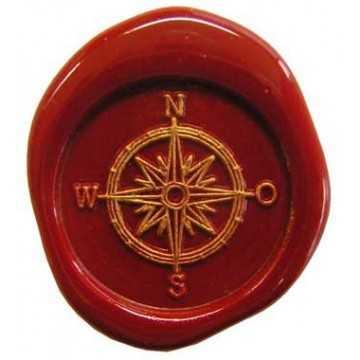 Siegelstempel  Brieftaube 24 mm