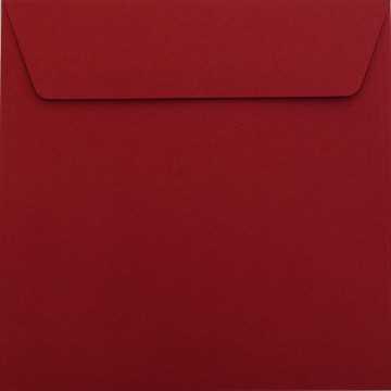 1 Briefumschlag 18,5 x 18,5 cm 185 x 185 mm Gras Grün Verschluss: Kuverts mit Haftstreifen Grammatur: 120 g/m²