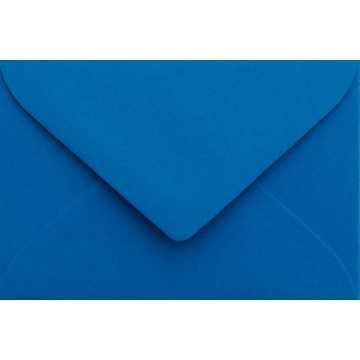 Briefumschläge B6 DIN (12,5 x 17,6 cm) Ozean Blau , Verschluss-Technik: Freuchtklebend mit Dreieck Lasche Grammatur: 120 g/m²